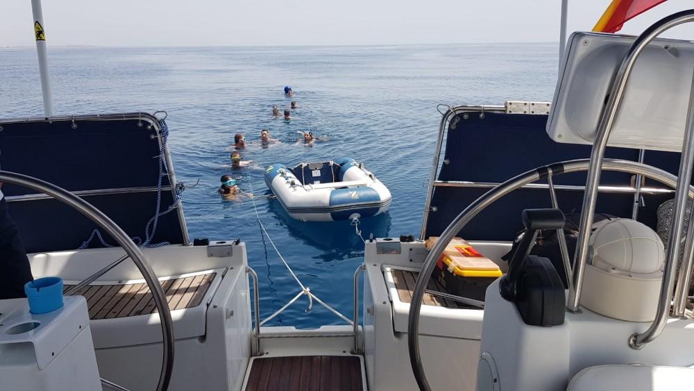 Rent a Oceanis CLIPPER 473 Ibiza