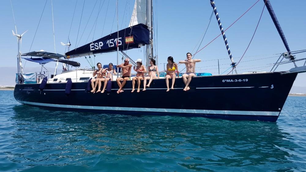 Boat rental Oceanis CLIPPER 473 in Ibiza on Samboat