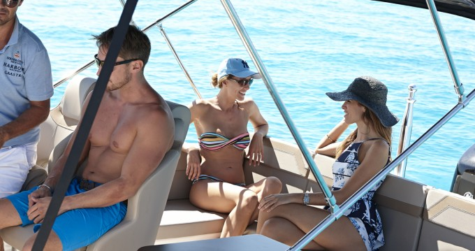Hire Motorboat with or without skipper Quicksilver Platja d'Aro