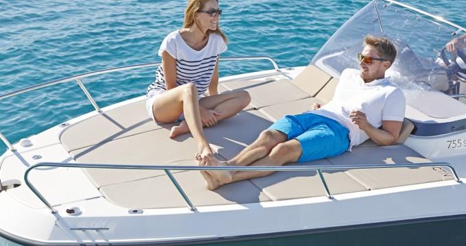 Rental yacht Platja d'Aro - Quicksilver 775 ACTIVE CRUISER on SamBoat