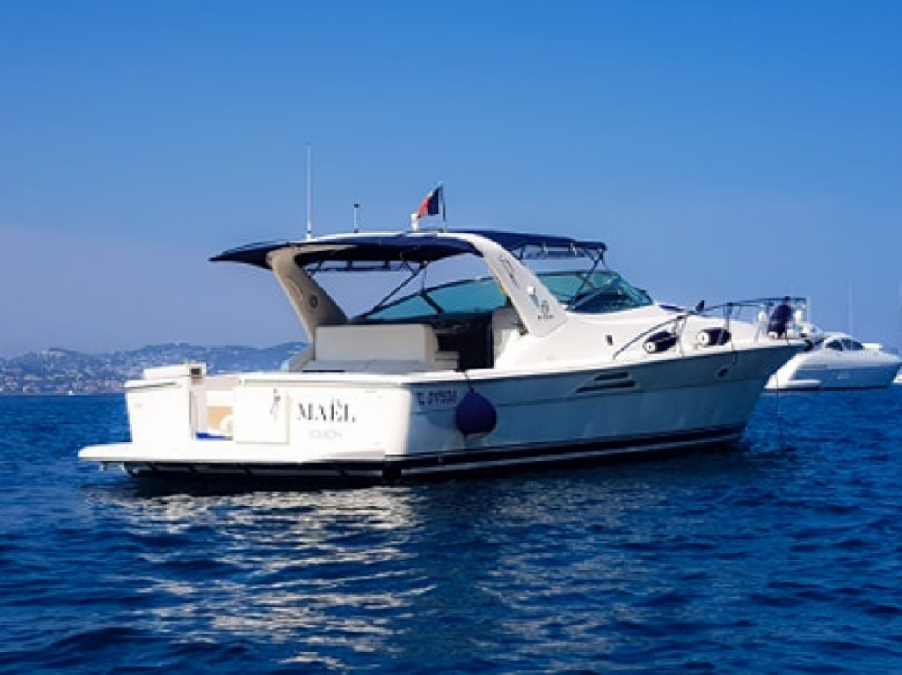 Riviera open offshore open 40  between personal and professional Mandelieu-la-Napoule