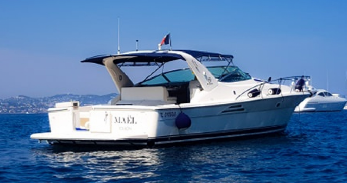 Rental yacht Mandelieu-la-Napoule - Riviera open offshore open 40  on SamBoat