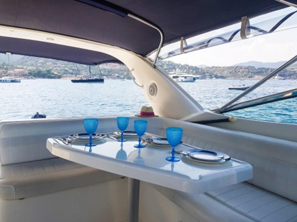 Rental Motorboat in Mandelieu-la-Napoule - Riviera open offshore open 40