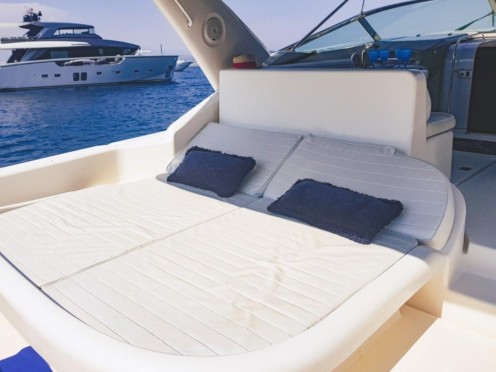 Boat rental Riviera open offshore open 40  in Mandelieu-la-Napoule on Samboat