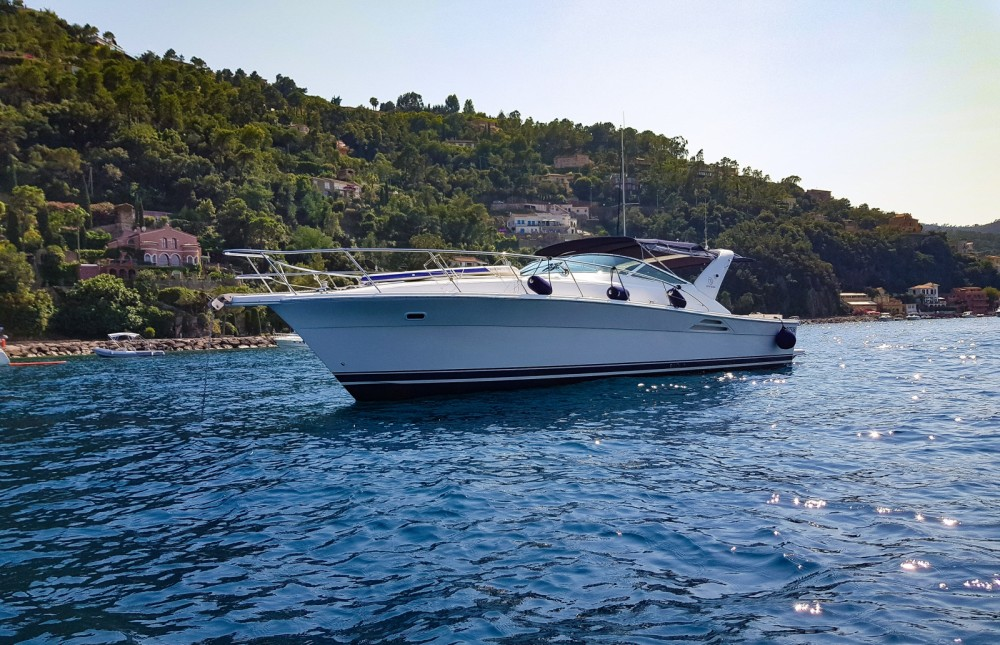 Hire Motorboat with or without skipper Riviera Mandelieu-la-Napoule