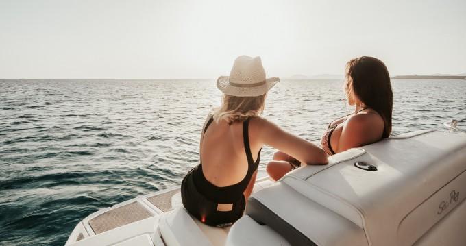 Rental Motorboat in Ibiza Island - Sea Ray Sea Ray 260