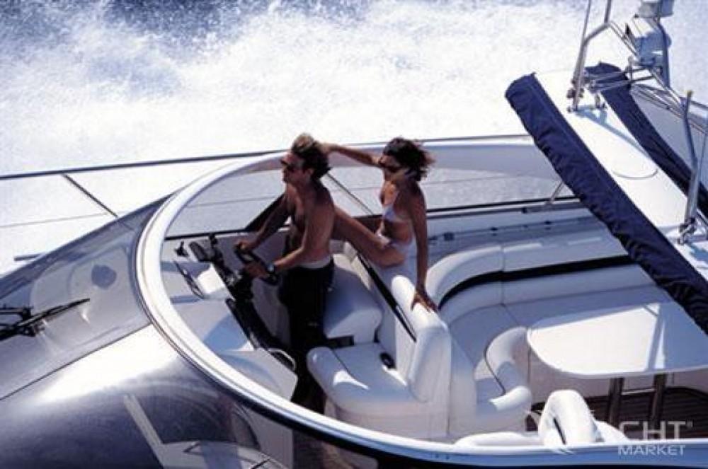 Boat rental Princess Princess V50 in Beaulieu-sur-Mer on Samboat