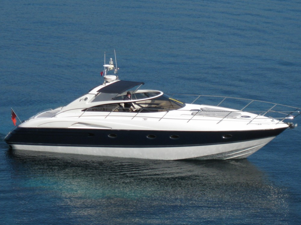 Hire Motorboat with or without skipper Princess Beaulieu-sur-Mer
