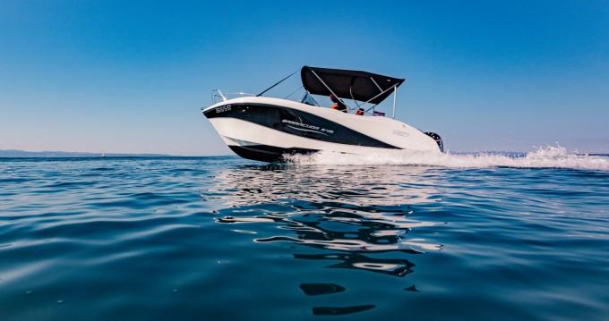 Rental yacht Split - Okiboats Barracuda 545 Open on SamBoat