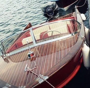 Rental Motorboat in Saint-Tropez - Gonzague Olivier Eden Roc