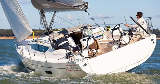 Rental yacht Pirovac - Salona Salona 380 on SamBoat