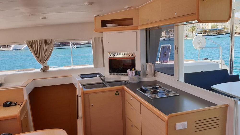 Boat rental Trogir cheap Lagoon 400 - 4 + 2 cab.