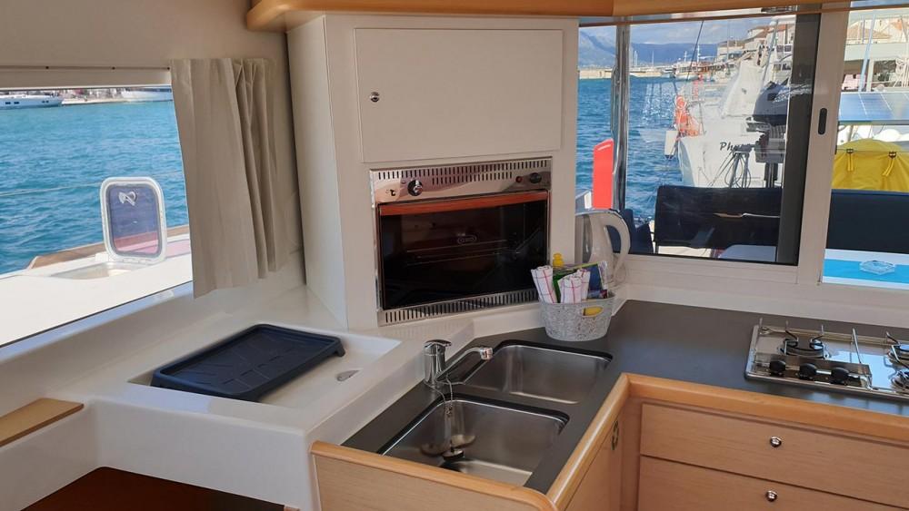 Catamaran for rent Trogir at the best price