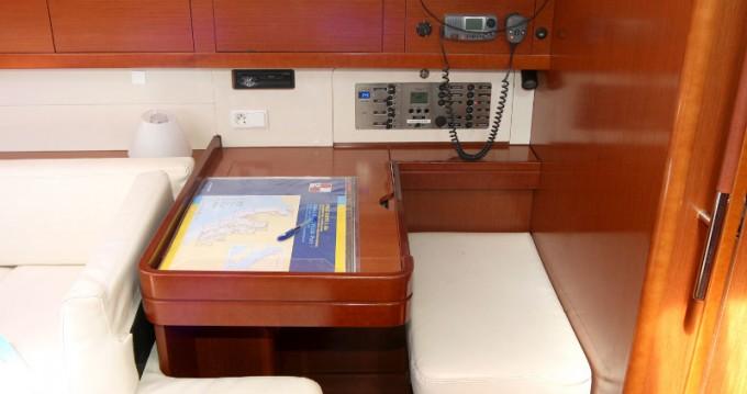 Boat rental Pula cheap Oceanis 50