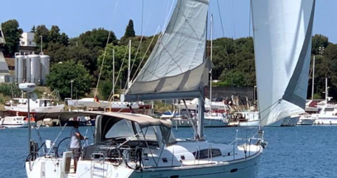 Rental Sailboat in Pula - Bénéteau Oceanis 50