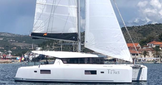 Rental yacht Rogoznica - Lagoon Lagoon 42 on SamBoat