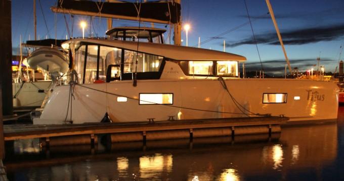 Boat rental Rogoznica cheap Lagoon 42