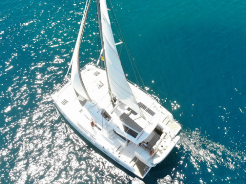 Hire Catamaran with or without skipper Bali Rogoznica