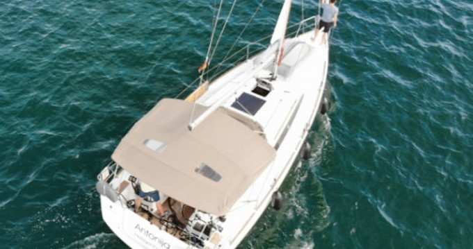 Rental yacht Krk - Jeanneau Sun Odyssey 349 on SamBoat