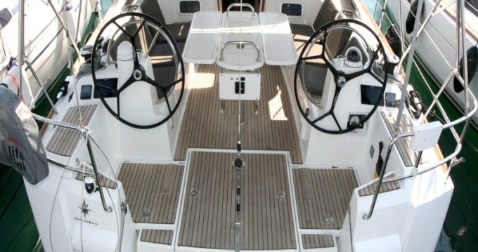 Rental yacht Punat - Jeanneau Sun Odyssey 479 on SamBoat