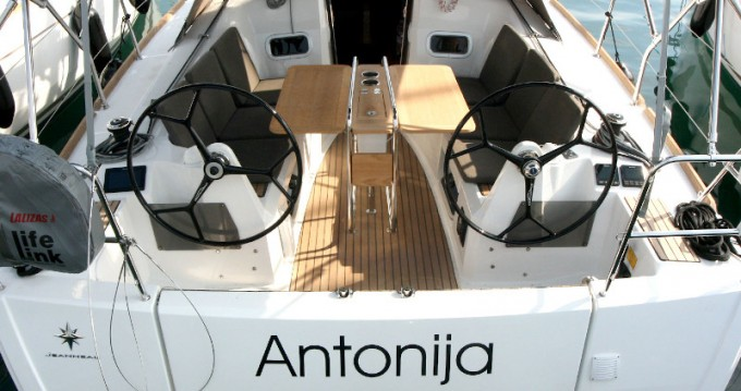 Rental Sailboat in Krk - Jeanneau Sun Odyssey 349