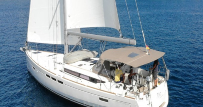 Jeanneau Sun Odyssey 519 between personal and professional Rogoznica
