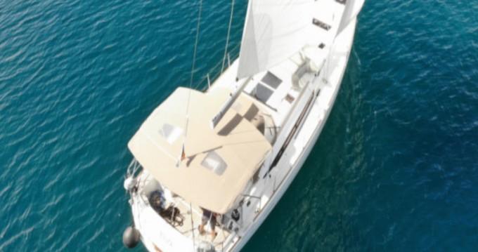 Boat rental Rogoznica cheap Sun Odyssey 519
