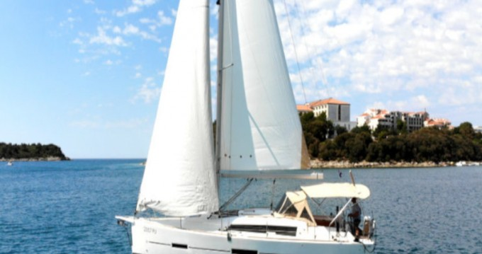 Boat rental Pula cheap Dufour 382 Grand Large - 2 cab