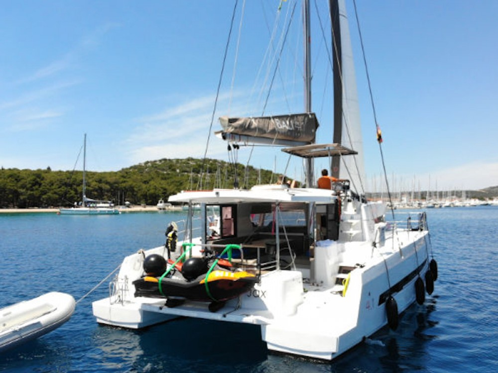 Rental Catamaran in Rogoznica - Bali Bali 4.1