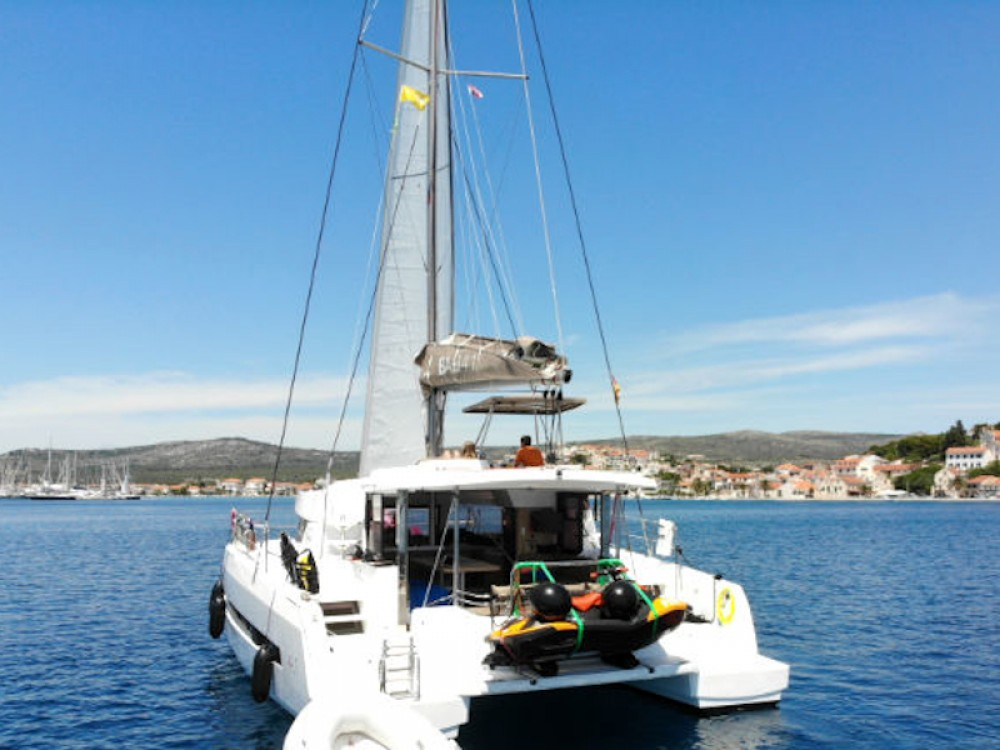 Rental yacht Rogoznica - Bali Bali 4.1 on SamBoat