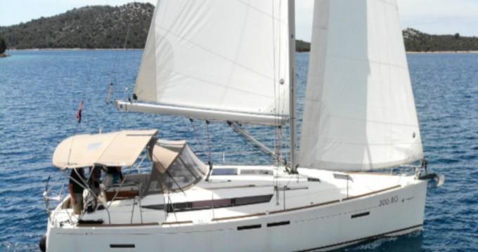 Rental Sailboat in Rogoznica - Jeanneau Sun Odyssey 419