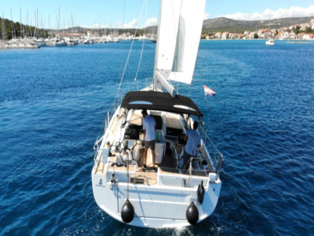 Boat rental Rogoznica cheap Oceanis 51.1