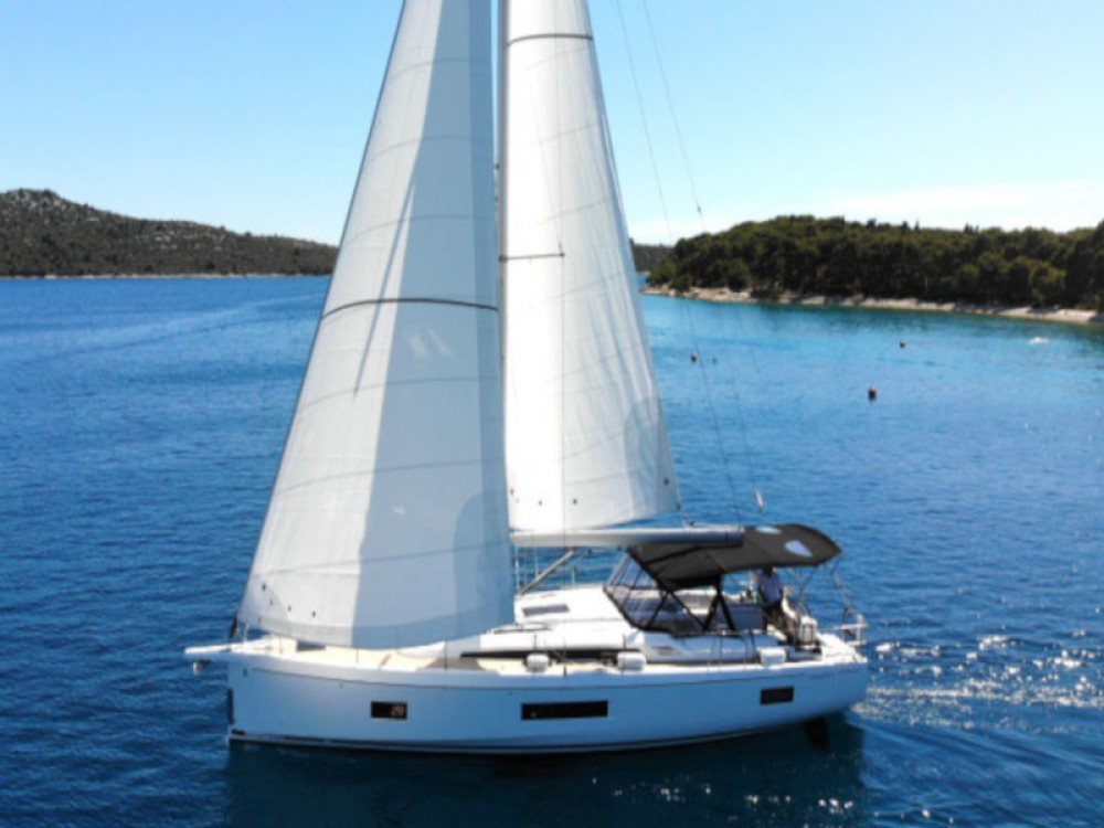 Bénéteau Oceanis 51.1 between personal and professional Rogoznica