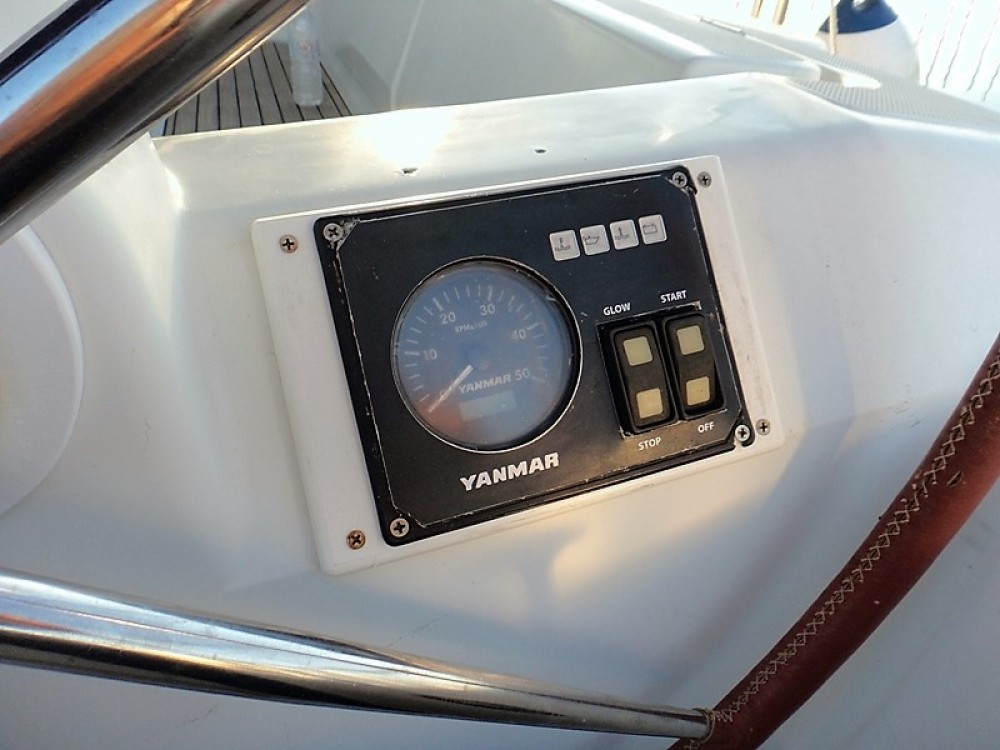 Boat rental Poncin Yachts Harmony 52 in Kalafationes on Samboat