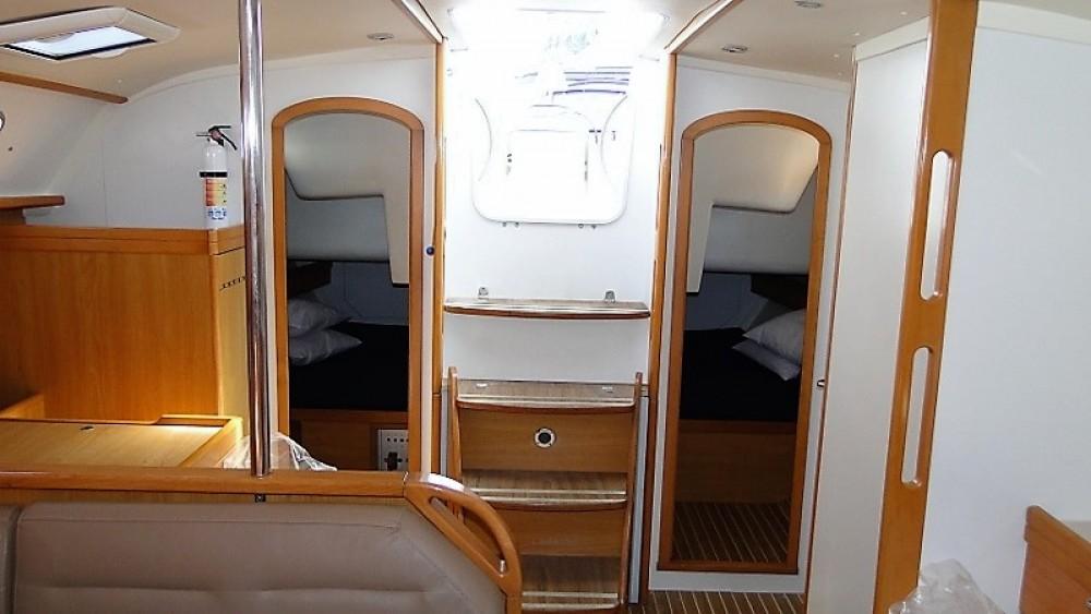 Rent a Poncin Yachts Harmony 52 Kalafationes
