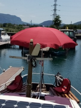 Motorboat for rent Virignin at the best price