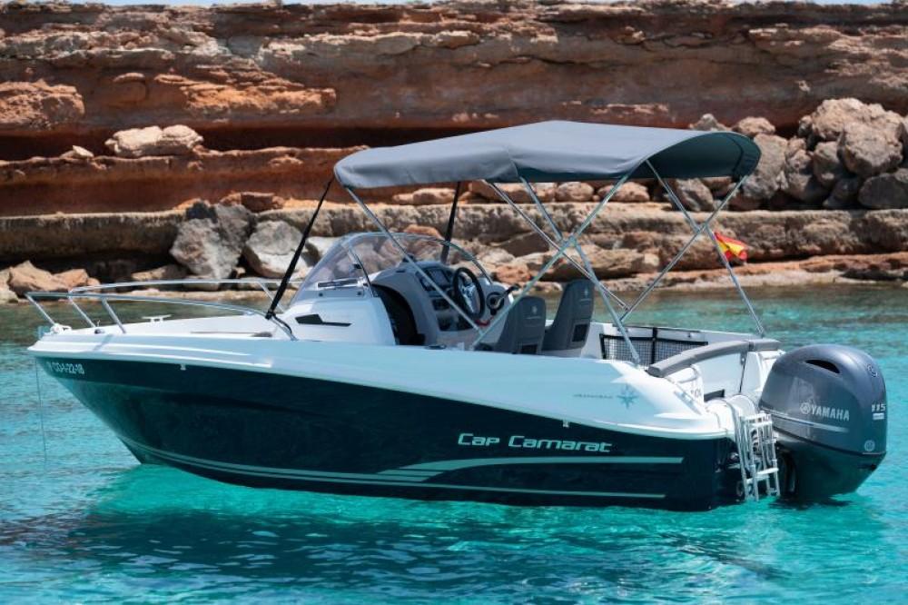 Rental yacht Saint-Jean-Cap-Ferrat - Jeanneau Cap Camarat 555 WA on SamBoat