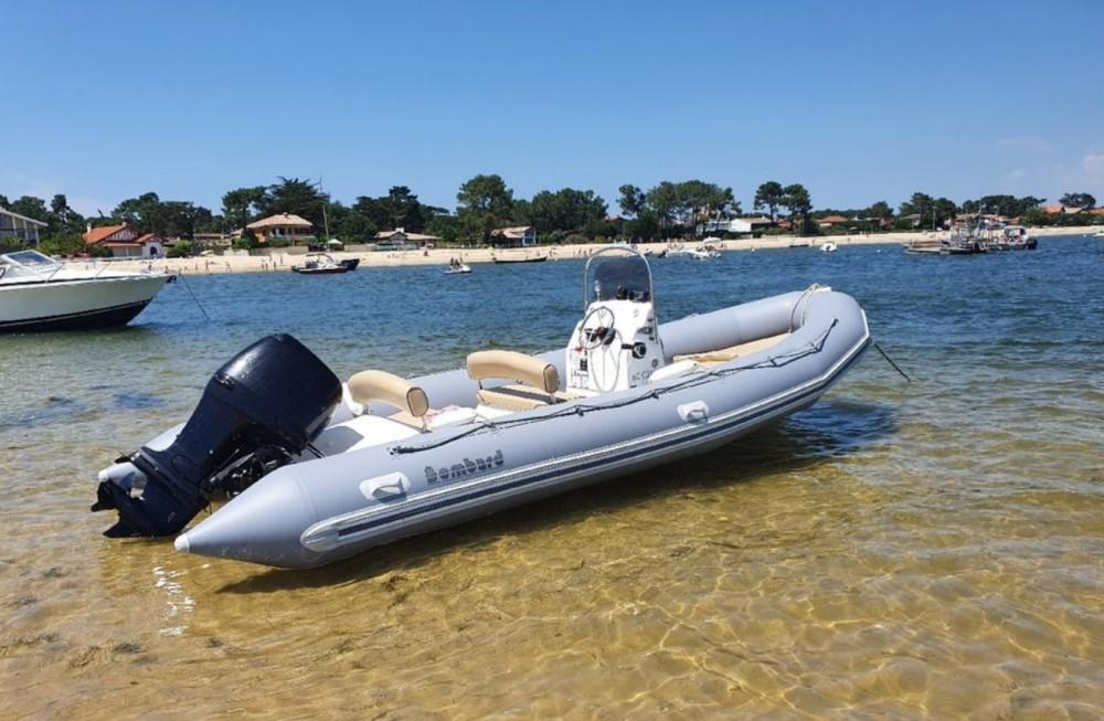 Boat rental Lège-Cap-Ferret cheap SUNRIDER 6.5
