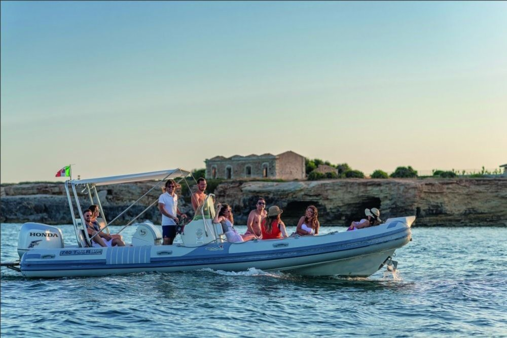 RIB for rent Avola at the best price