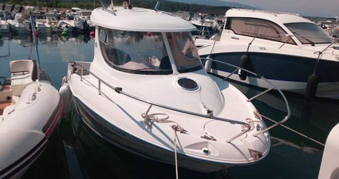 Quicksilver Quicksilver 540 Pilothouse between personal and professional Sari-Solenzara