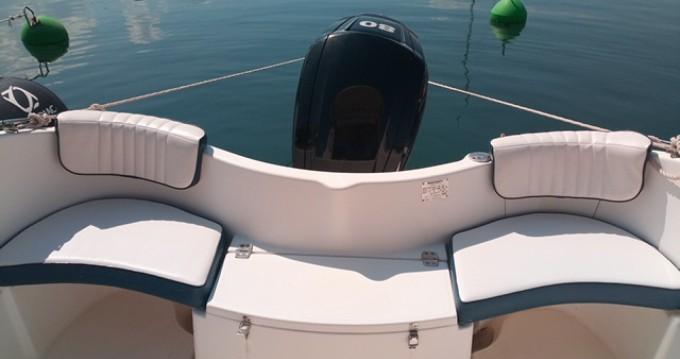 Rental yacht Sari-Solenzara - Quicksilver Quicksilver 540 Pilothouse on SamBoat