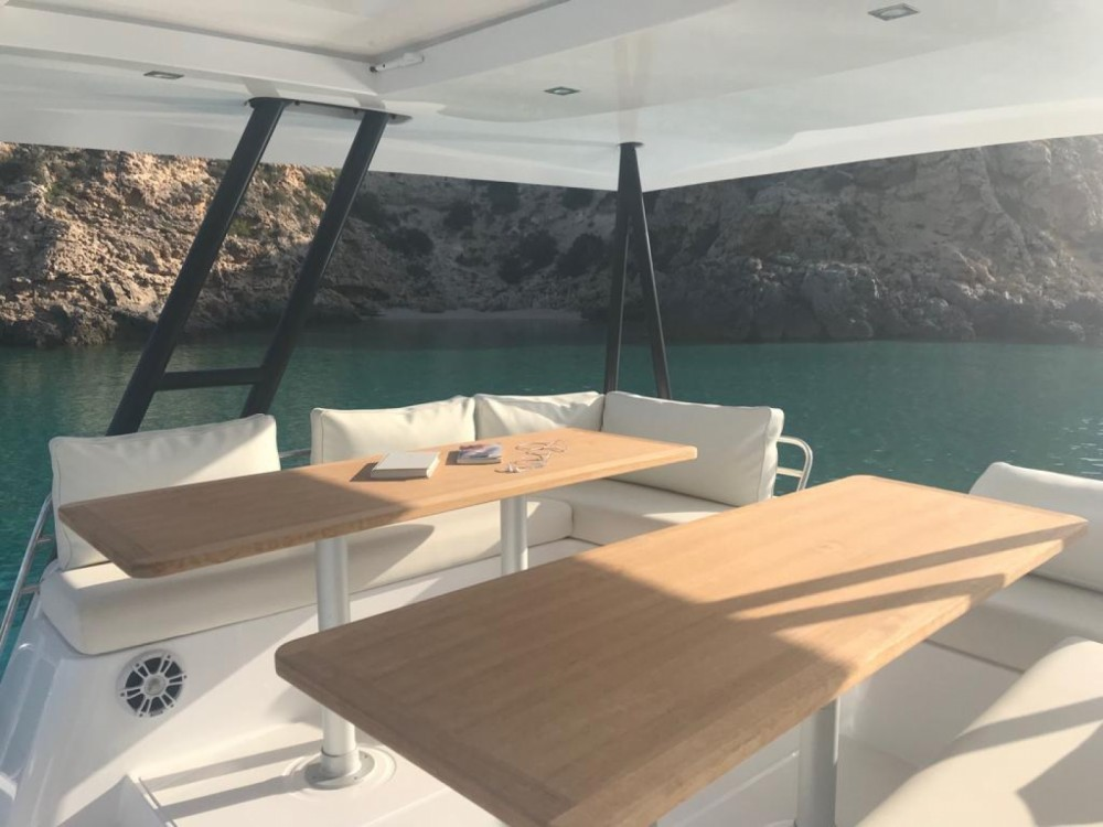 Catamaran for rent Castelldefels at the best price