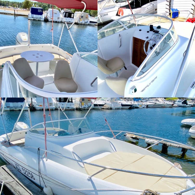 Rental yacht Biscarrosse - Bénéteau FLYER  on SamBoat