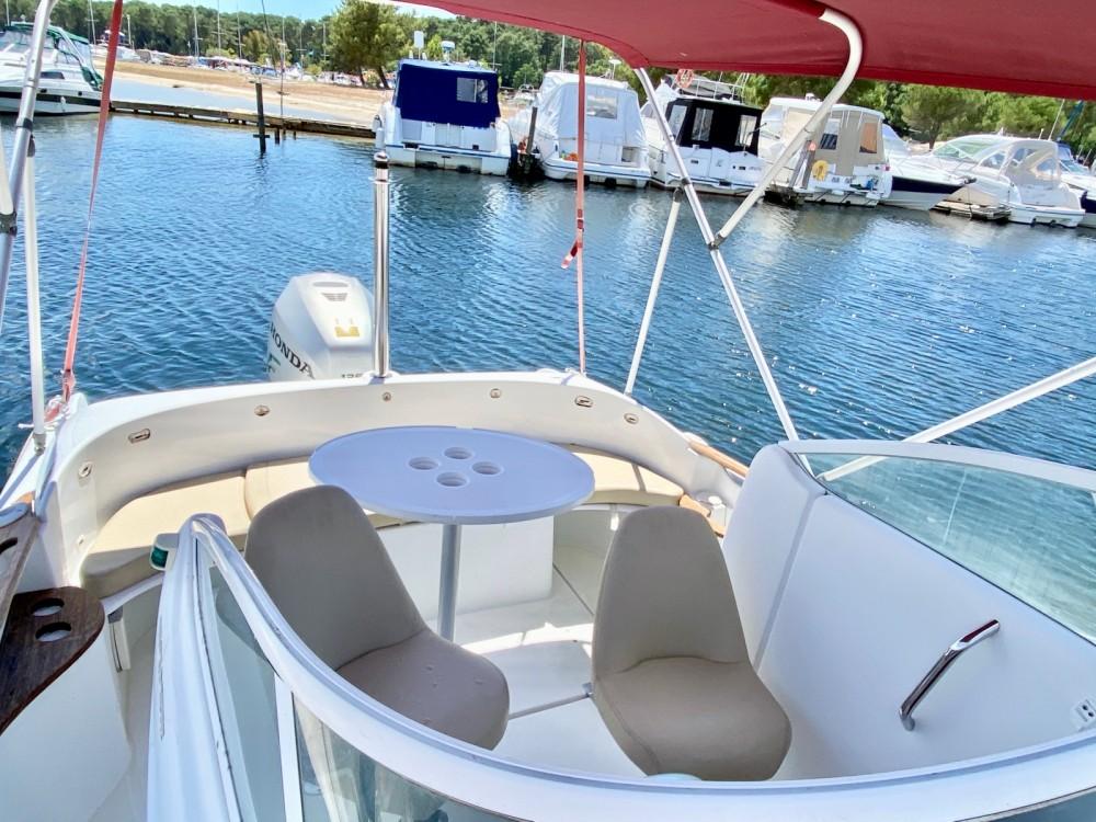 Boat rental Biscarrosse cheap FLYER