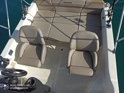 Boat rental Quicksilver Activ 505 Cabin in Benalmádena on Samboat