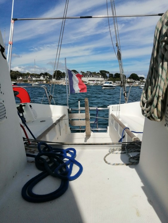 Hire Sailboat with or without skipper Bénéteau Larmor-Baden