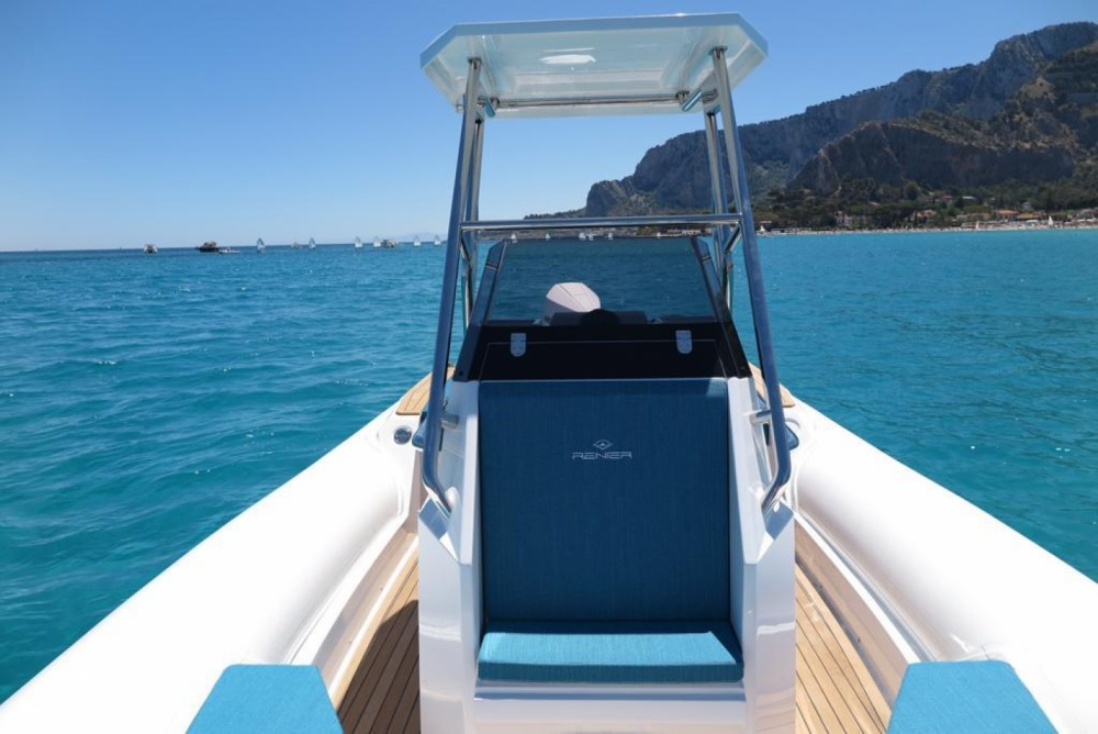 Rental yacht Le Lavandou - Renier Renier R8 Tourer on SamBoat