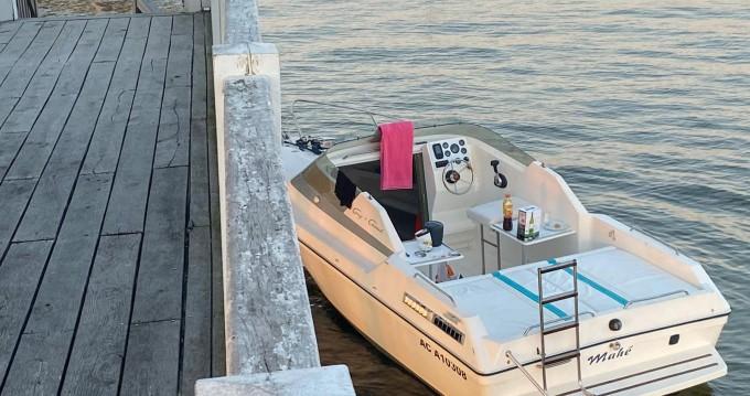 Boat rental Arcachon cheap 6.10