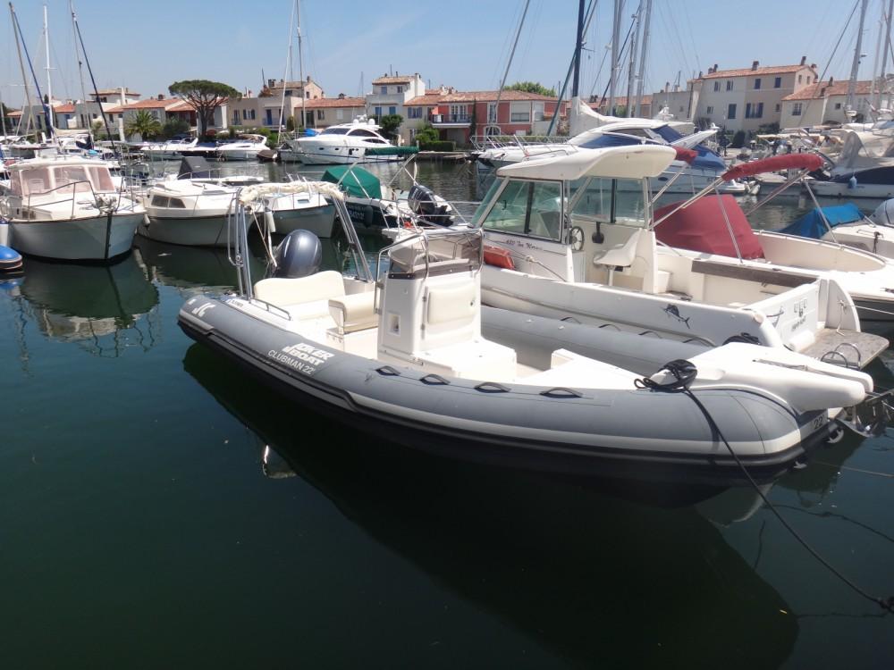 Boat rental Grimaud cheap Clubman 22