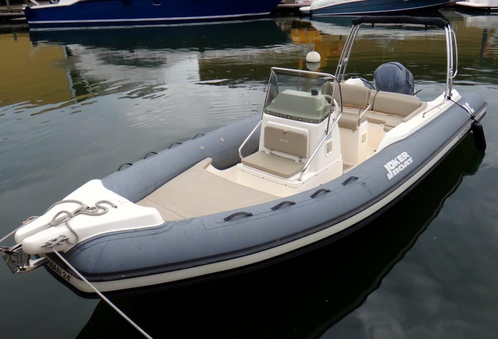 Rental RIB in Grimaud - Joker Boat Clubman 24